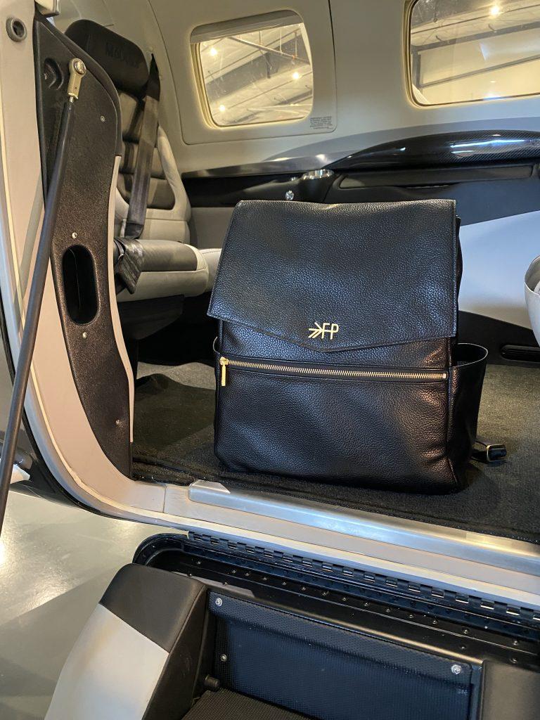 diaper bag for general aviation flying