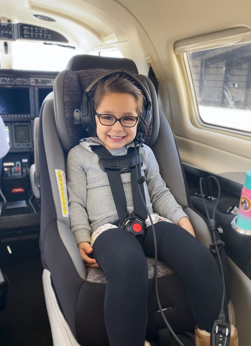 How to Choose the Best Car Seat for an Airplane